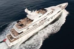 Яхта на Карибских островах