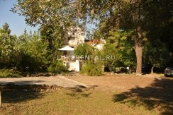 Villa from the back