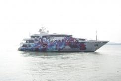 Яхта в Таиланде