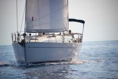 Яхта в Хорватии