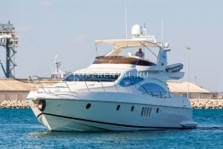 Яхта на Кипре