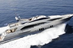 Яхта в Греции